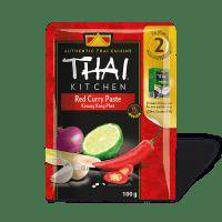 Rote Currypaste für 2