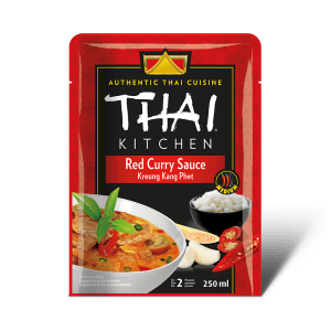 Sauce Curry Rouge Pac