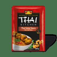 Satay-Sauce zum Kochen
