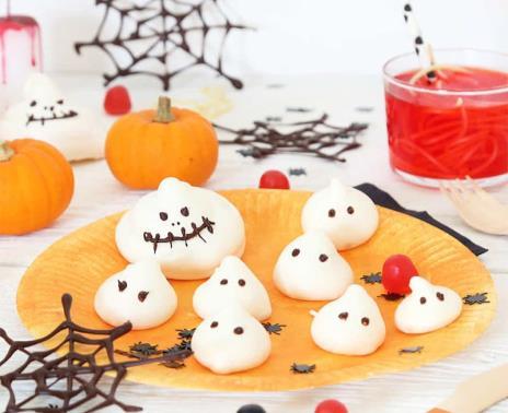 decoration table halloween