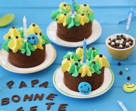 idees desserts fete des peres
