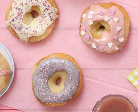 Mardi gras : De geschiedenis van de donut