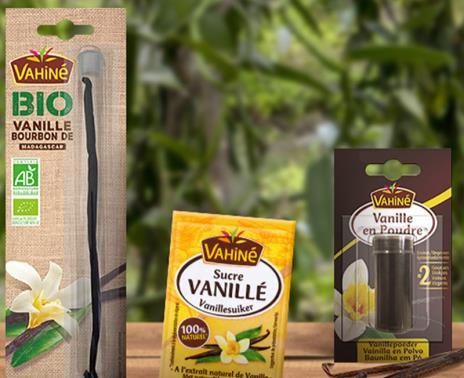 utiliser vanille