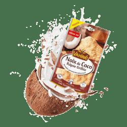 Geraspte geroosterde kokosnoot