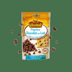 Pépites de chocolat au lait