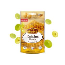 Raisins blonds