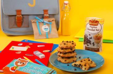 Découvrez le secret des cookies banane chocolat revisités sans beurre.