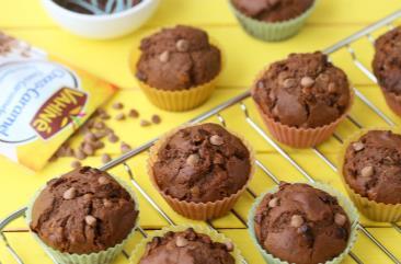 Muffins Choco Caramel