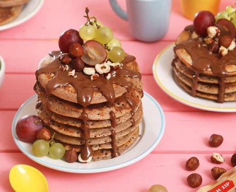 pancakes farine chataigne