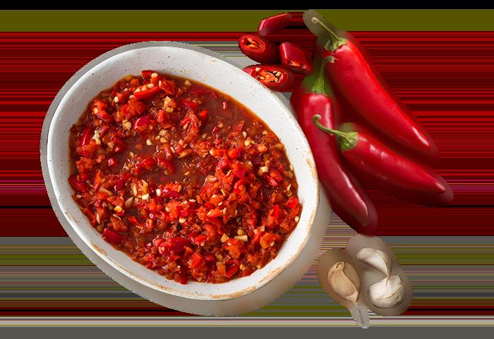Heat + Tang - Sambal Sauce