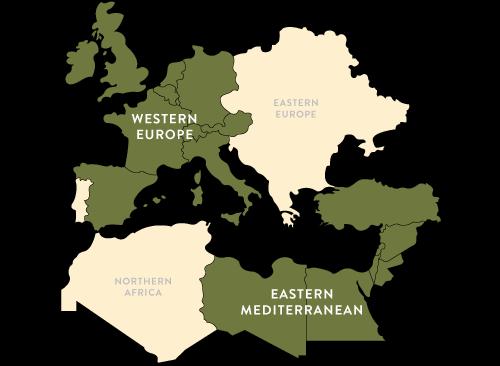 Modern Med Map